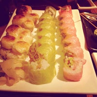 Photo taken at Ronin Sushi by Andrew F. on 5/16/2012