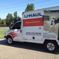 Photo Taken At U Haul Moving U0026amp;amp; Storage Of Highlands Ranch By