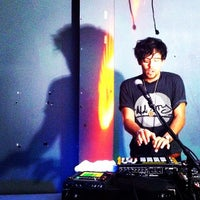 Photo taken at Low End Theory by Cakes on 5/31/2012