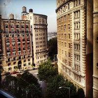Photo taken at Barnard College by Delaney W. on 8/23/2012