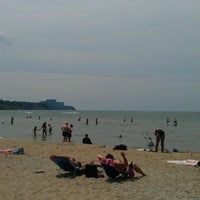 Photo taken at Edgewater Park by Ashley Z. on 6/16/2012