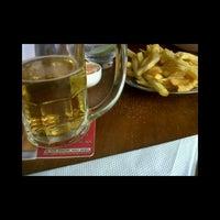 Photo taken at MPB Café - Bar Brahma by Larissa A. on 9/9/2012