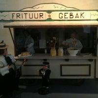 Photo taken at Frietmuseum by Mattias on 5/6/2012