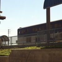 Photo taken at Metrolink Burbank-Bob Hope Airport Station by Robin M. on 9/8/2012