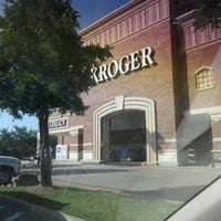 Photo taken at Kroger by Steven R. on 4/19/2012