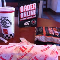 Photo taken at Jimmy John's by Richard 2.0 on 5/14/2012