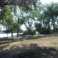 Photo taken at Riverside Park by Leah G. on 7/21/2012