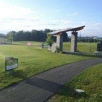 Photo taken at Golf Resort Black Bridge by Jiri Z. on 6/6/2012