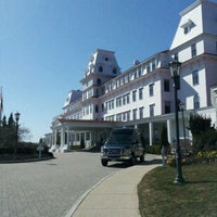 Photo taken at Wentworth by the Sea, A Marriott Hotel & Spa by Richard R. on 3/21/2012