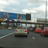 Photo taken at Prachachuen Toll Plaza - Outbound by Magicping P. on 8/18/2012