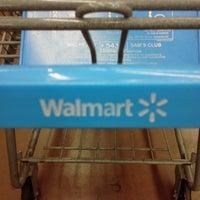 Photo taken at Walmart Supercenter by wutor ♐. on 9/9/2012