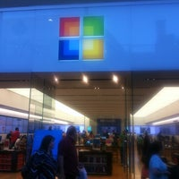 Photo taken at Microsoft Store by Dylan C. on 7/15/2012