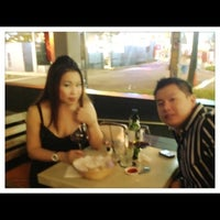 Photo taken at St James Wine Bar & Bistro by WaWa C. on 8/11/2012