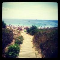8/19/2012 tarihinde Güniz T.ziyaretçi tarafından Ayazma Plajı'de çekilen fotoğraf