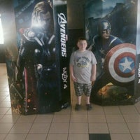 Photo taken at Regal Cinemas Valley Mall 16 by Randy T. on 5/5/2012