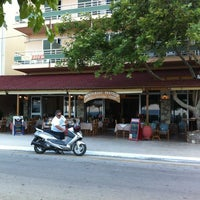Photo taken at Pantelis Restaurant by Andrew I. on 6/4/2012
