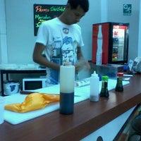 Photo taken at Gula Bodegón Gourmet by Erick Franc C. on 6/27/2012