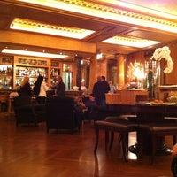 Photo taken at The Westin Palace, Milan by Margherita B. on 5/6/2012