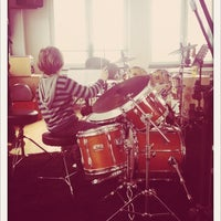 Photo taken at Klang-vol by THE DORF •. on 2/29/2012