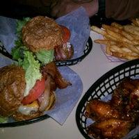 Photo taken at Sigma Burger Pie by Rafe on 2/17/2012