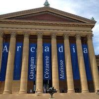 8/12/2012 tarihinde T2 K.ziyaretçi tarafından Philadelphia Museum of Art'de çekilen fotoğraf