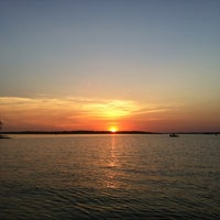 Photo taken at Dead Fish Cove - Clinton Lake by Bill F. on 7/22/2012