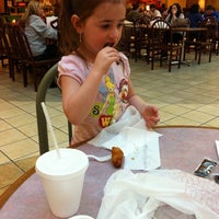 Photo taken at Jefferson Mall Food Court by Julie B. on 4/10/2012