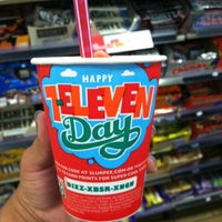 Photo taken at 7-Eleven by Kristin M. on 7/11/2012