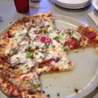 Photo taken at Big Fred's Pizza Garden by Mike M. on 5/27/2012