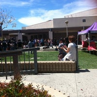 Photo taken at Diamond Bar High School by Jessica K. on 4/18/2012