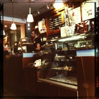 Photo taken at Caffè Nero by Thomas J. on 4/18/2012