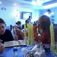 Photo taken at Restaurant La Aguada by CoTe V. on 4/1/2012