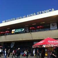 4/4/2012에 K님이 Bratislava hlavná stanica에서 찍은 사진