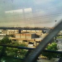 Photo taken at Tughlaqabad Metro Station by Nitish K. on 4/28/2012
