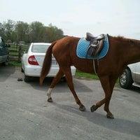 Photo taken at Calypso Run Farm by E V. on 3/24/2012
