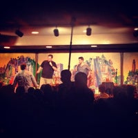 Photo taken at Punch Line Comedy Club by Omar J. on 6/9/2012