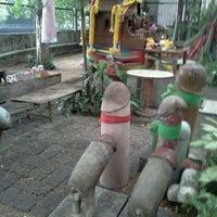 Photo taken at Swissôtel Nai Lert Park Bangkok by Fred P. on 3/26/2012