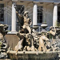 Photo taken at Neptune's Fountain by University of Gloucestershire on 3/27/2012