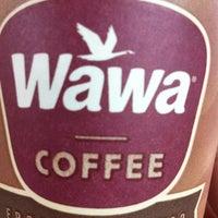 Photo taken at Wawa by Stephanie C. on 8/25/2012