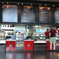Photo taken at Silverspot Cinemas at Mercato by Cheryl P. on 8/31/2012