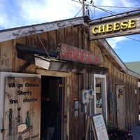 Photo taken at Fishtown Village Cheese Shanty by Abby A. on 6/13/2012