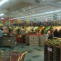 Photo taken at Mi Pueblo Food Center by Jim P. on 2/18/2012