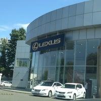 Photo taken at Lexus Сокольники by Nastusenko on 7/4/2012