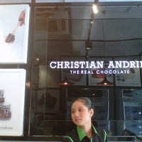 Photo taken at Christian Andrie The Real Chocolate by Josephine T. on 8/12/2012