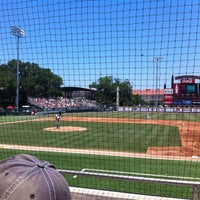 Photo taken at Dick Howser Stadium - Mike Martin Field by Blair B. on 5/19/2012