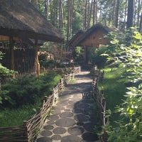 Photo taken at Ресторанно-готельний комплекс «Чумацький Шлях» by Christina S. on 5/20/2012