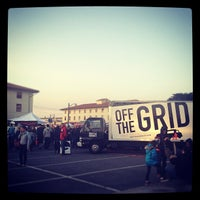 Photo taken at Off the Grid: Fort Mason Center by Orla Rose B. on 4/28/2012