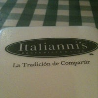 Photo taken at Italianni's by Mary M. on 8/25/2012