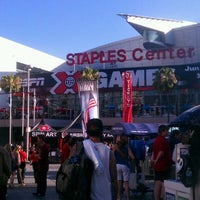 Photo taken at X Games Los Angeles 2012 by Elsi V. on 7/2/2012
