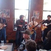 Photo taken at Firebox Restaurant by Adam B. on 2/19/2012
